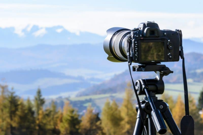 Tripods, Monopods, and Image Stabilization