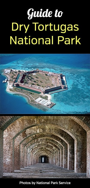 Guide to Dry Tortugas National Park