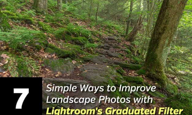 7 Simple Ways to Improve Landscape Photos with Lightroom's Graduated Filter