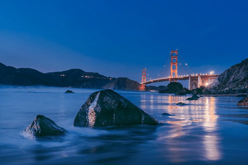 Night Photography Landscapes