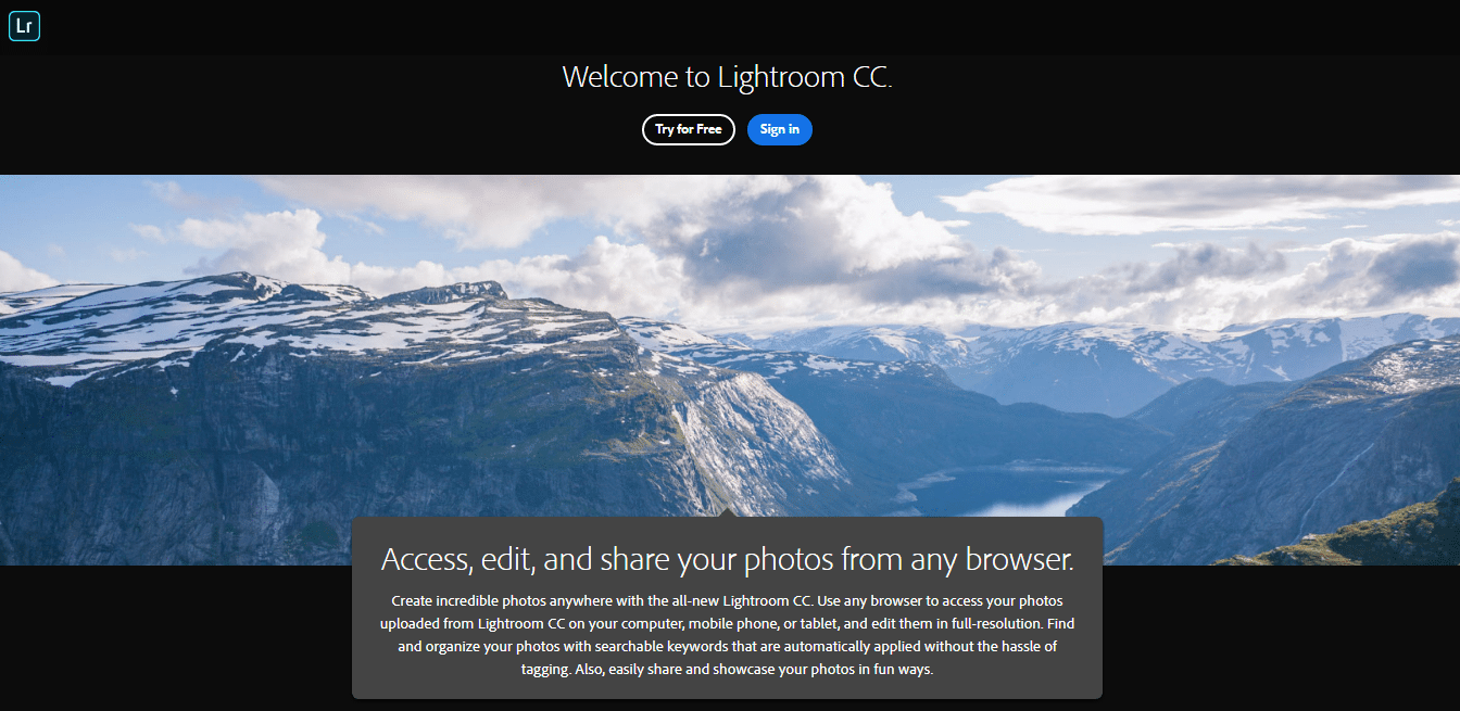 Lightroom - An Introduction for Beginners