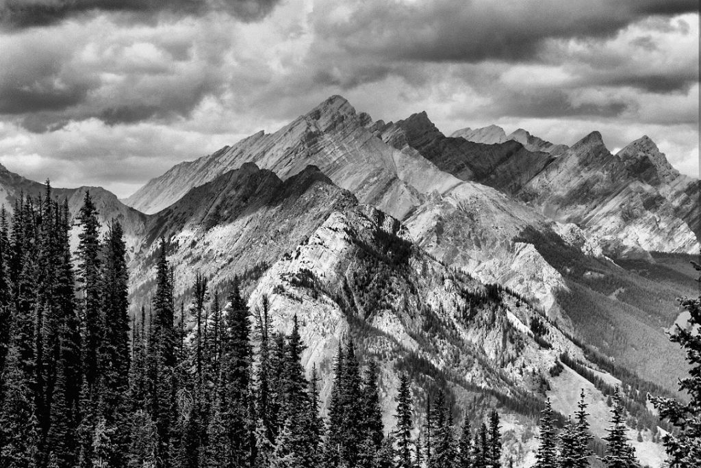 Monochrome in Landscape Photography