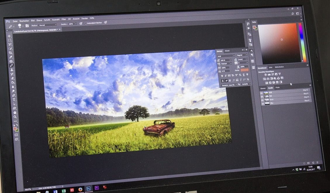 Tips for More Enjoyable Photoshop Process