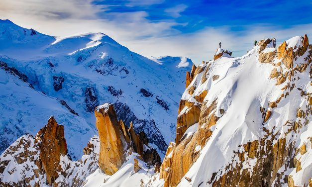 Safety Tips for Photographing a Mountain Climb