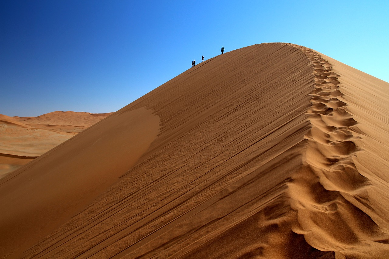 6 Tips for Photographing Sand Dunes