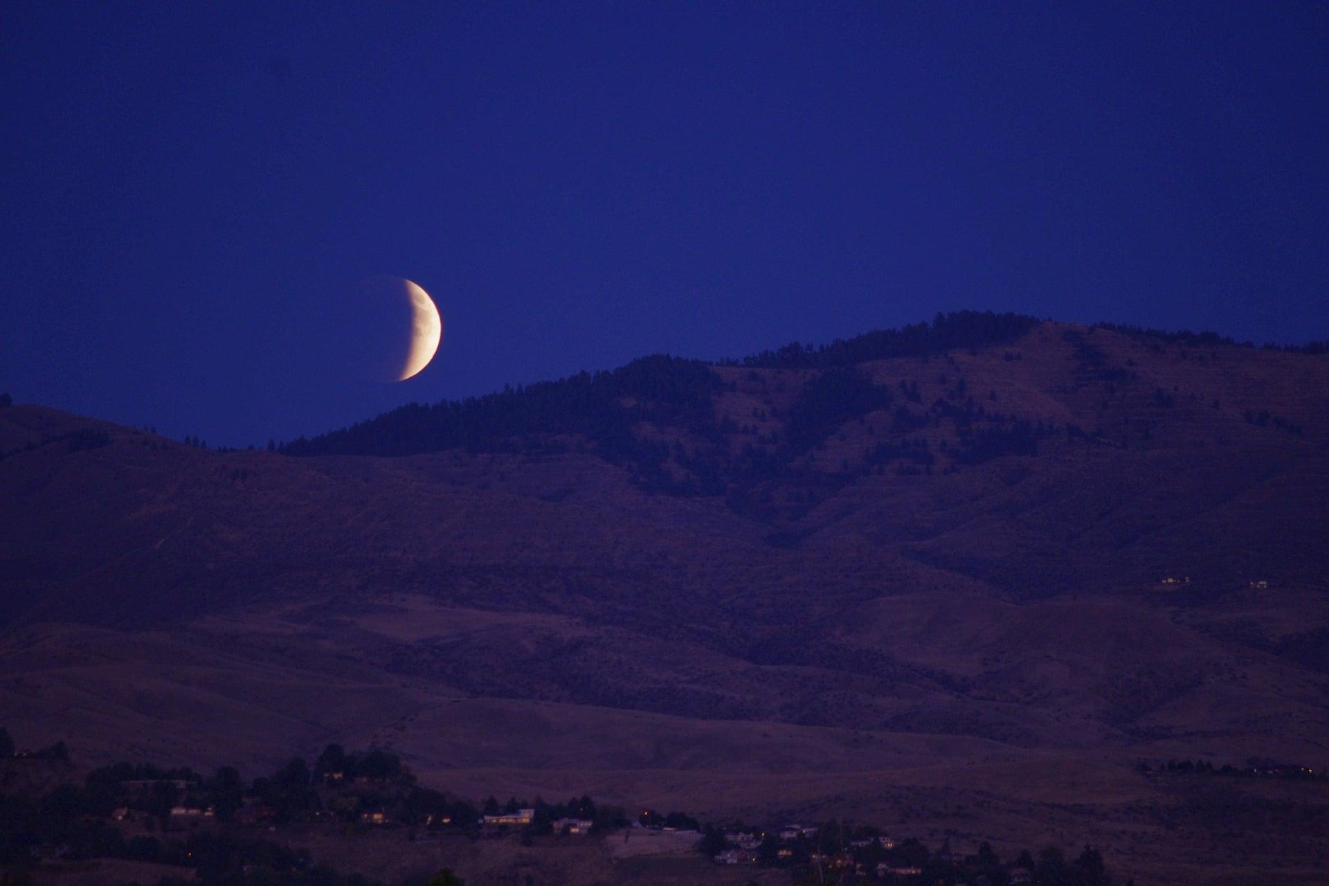 How to Photograph a Lunar Eclipse