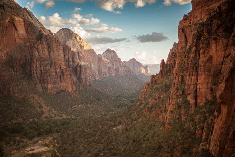 Zion National Park by Jamie Hagan