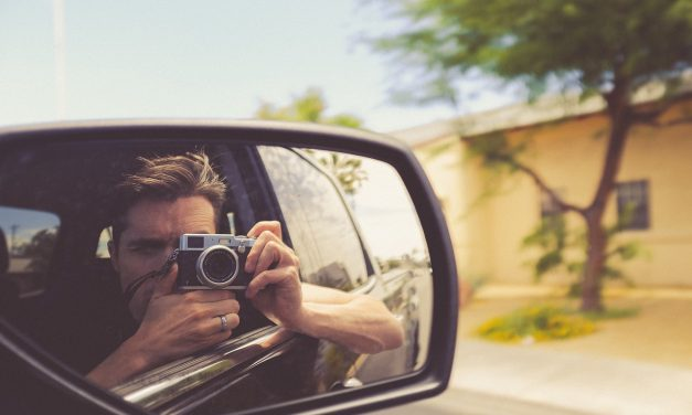 How to Photograph Landscapes from Inside a Moving Vehicle