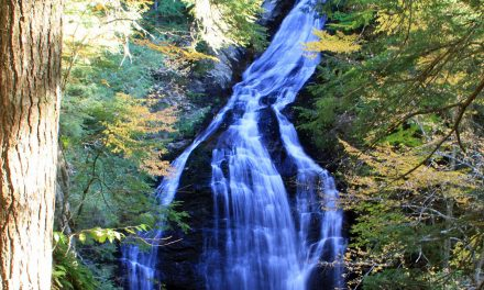 Waterfalls to Capture In New England