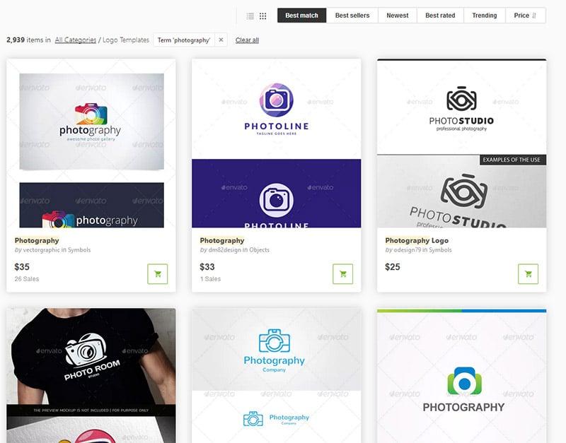 Photo Logos