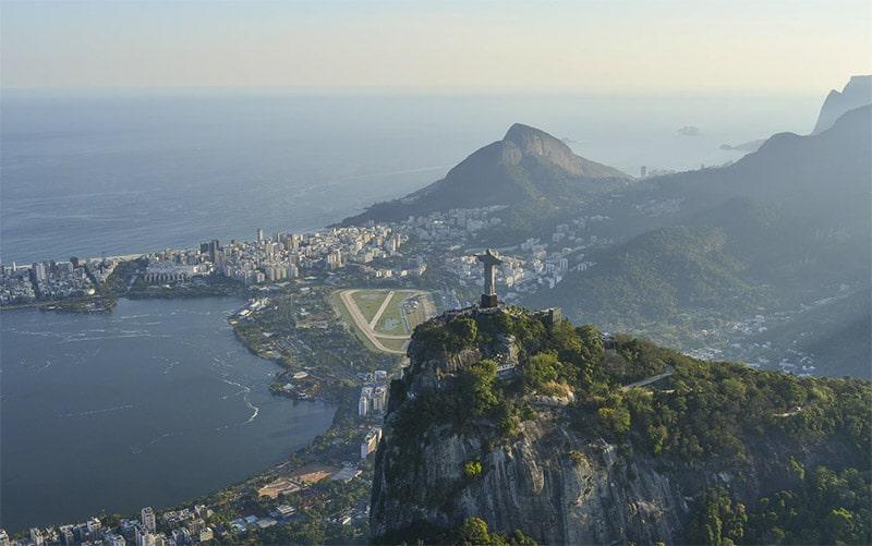 Rio de Janeiro Skyline by Raphael Nogueira / Unsplash License