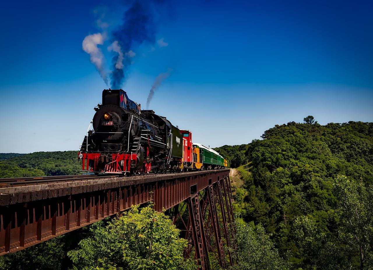 Shooting on Rail Tracks