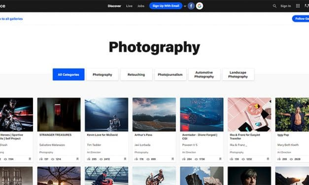 9 Websites for Showcasing Your Photography Portfolio