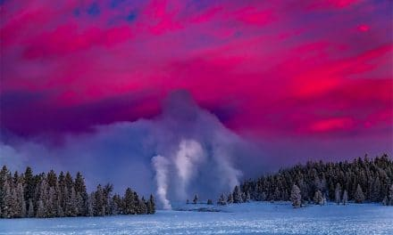 Photographing the Top 10 US National Parks in the Winter