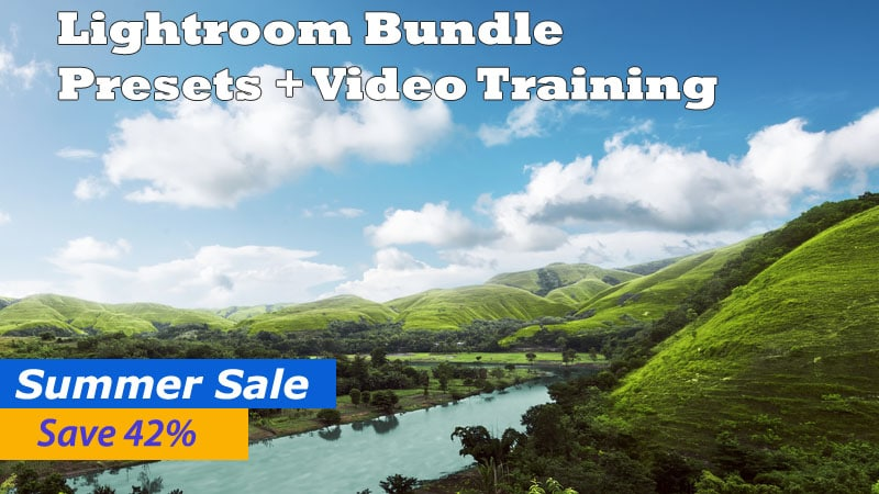 Lightroom Bundle Presets
