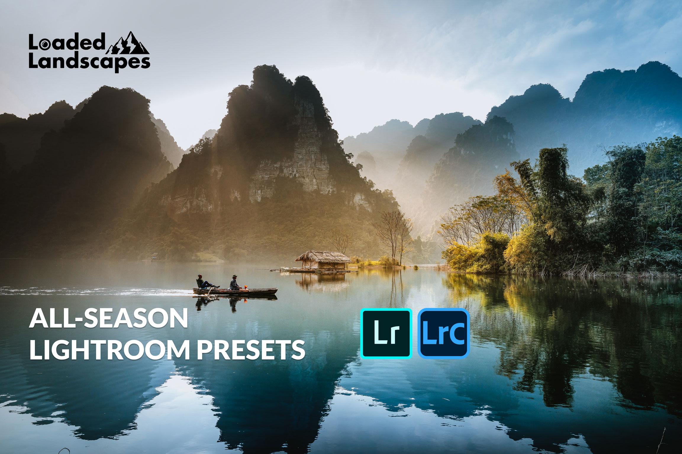 landscape photography, lightroom presets, nature photography, Quang Nguyen Vinh